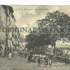 Postales: (PS-29541)POSTAL DE BALAGUER-CALLE DEL PUENTE. Lote 34027552