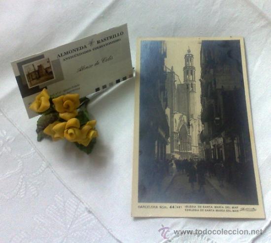 ZERROWITA.- POSTAL FOTOGRÁFICA, 1940-60 (Postales - España - Cataluña Moderna (desde 1940))
