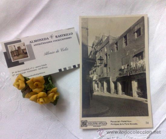 RICART.- POSTAL FOTOGRÁFICA, 1940-60 (Postales - España - Cataluña Moderna (desde 1940))