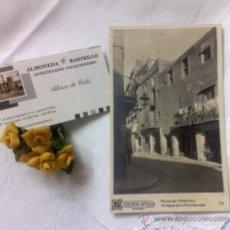 Postales: RICART.- POSTAL FOTOGRÁFICA, 1940-60. Lote 34146760