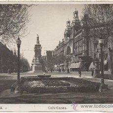 Postales: BARCELONA.- CALLE CORTES.. Lote 34148240