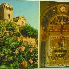 Postales: POSTAL CAMBRILS SANTUARIO VIRGEN DEL CAMINO. Lote 34155040