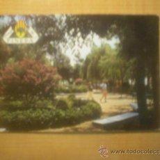 Postales: POSTAL PINEDA DE MAR JARDINES LAS MELIAS CIRCULADA. Lote 34176520