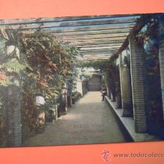 Postales: 83 BARCELONA -PARQUE DE MONTJUICH - FOTO A. ROISIN -. Lote 34272268