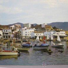Postales: GIRONA (COSTA BRAVA), PORT BOU, CIRCULADA T2130. Lote 34319028