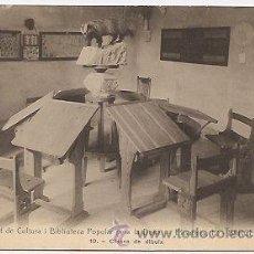 Postales: BARCELONA. INSTITUT DE CULTURA I BIBLIOTECA POPULAR PARA LA DOÑA. Lote 34392900