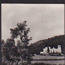 Postales: POSTAL SAN CEBRIA DE VALLALTA VISTA PARCIAL TORRE DEL MARQUES DE MONTSOLIS. Lote 34405843