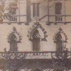 Postales: POSTAL FOTOGRAFICA TARRASA CASA CONSISTORIAL FOT. B.C.. Lote 34406291