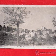 Postales: UNA BONITA POSTAL DE MASPUJOLS ( TARRAGONA ) EDICIÓN DEPORTES FERRÉ REUS FOTO PARTE DETRÁS . Lote 34458556