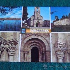 Postales: GIRONA-V7-NO ESCRITA-PORQUERES. Lote 34522666