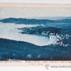 Postales: POSTAL DE LA COSTA BRAVA DE PALAFURGELL Nº 15, FOTOGRAFIA VIRADA. Lote 34536723