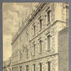 Cartoline: SAN ANDRÉS DEL PALOMAR. FACHADA DEL COLEGIO DE JESÚS MARIA JOSÉ. (ED. C.O. 11) PUBLICIDAD EN REVERSO. Lote 34642958