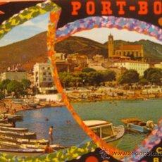 Postales: GIRONA, COSTA BRAVA,PORT-BOU , SIN CIRCULAR T2694. Lote 34681897