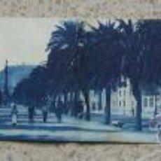 Postales: POSTAL DE LARGAS DIMENSIONES DE BARCELONA - ROISIN Nº 31 PASEO DE COLÓN. Lote 34895873