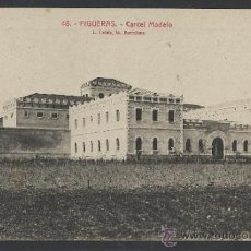 Postales: FIGUERAS - 48 -CARCEL MODELO - ROISIN - (11.942). Lote 34926039