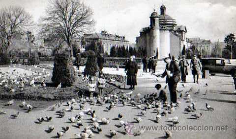 BARCELONA PARQUE (Postales - España - Cataluña Antigua (hasta 1939))