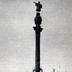 Postales: BARCELONA MONUMENTO A COLON. Lote 36497330