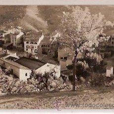 Postais: ANTIGUA POSTAL TORROJA TARRAGONA ESCRITA 1962 . Lote 35301686