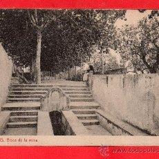 Postales: - 9695 BONITA POSTAL DE REUS BOCA MINA TARRAGONA EDICIÓN THOMAS SIN CIRCULAR VER FOTO POSTERIOR. Lote 35364198