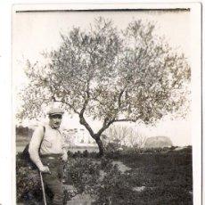 Postales: VILASSAR DE DALT - CAL SENYOR ERMITA SANT MATEU AÑO 1928. Lote 35365292