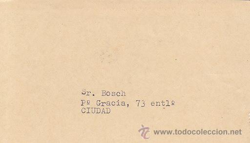 Postales: especie de postal de barcelona - tranvia a caballos en la antigua plaza de santa ana - Foto 2 - 35363816