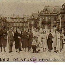 Postales: LOTE DE 17 FOTOGRAFIAS ORIGINALES PERSONAS DE BALAGUER (LLEIDA) EN VIAJES AÑOS 40/50. Lote 35370146