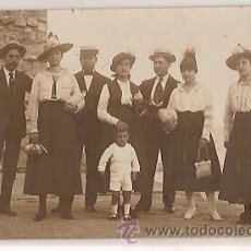 Postales: ANTIGUA POSTAL BARCELONA BARCELONETA . Lote 35419534