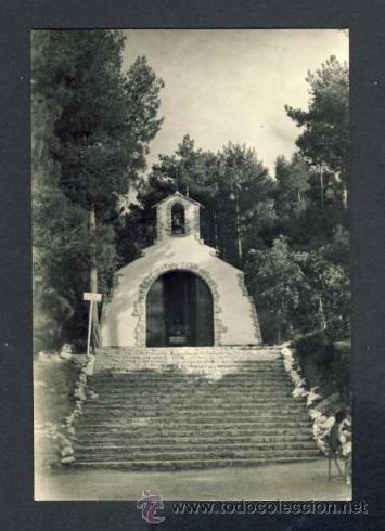 POSTAL DE LA RIBA: ERMITA DE LA MARE DE DÉU DE GRÀCIA (ED.SOBERANAS NUM. 4) (Postales - España - Cataluña Antigua (hasta 1939))