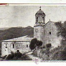 Postales: POSTAL MONESTIR DE SANTA MARIA DE MEIA (LLEIDA) AÑOS 40/50. Lote 35496188
