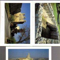 Postales: LOTE 3 POSTALES OLERDOLA Nº 14-15-16 - MUSEU D'ARQUEOLOGIA DE CATALUNYA. Lote 35570108