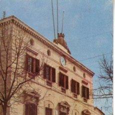 Postales: BARCELONA - MATARÓ - AYUNTAMIENTO - EDITIONS D'ART Nº 9. Lote 35591923