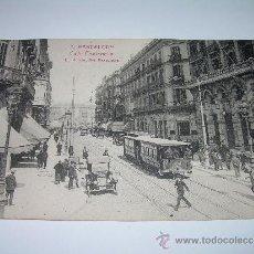 Postales: ANTIGUA POSTAL..BARCELONA...CALLE FONTANELLA.. Lote 35676123