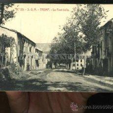 Postales: (A02306) TREMP - LA FONT BELLA - SGM Nº20. Lote 35817085