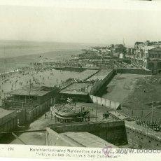 Postales: BALNEARIOS BARCELONETA. HACIA 1910. ORIOL.. Lote 35830222