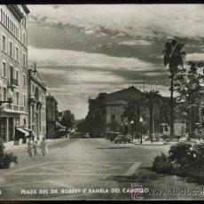 Postales: (A02714) SABADELL - PLAZA DEL DR ROBERT Y RAMBLA DEL CAUDILLO - ZERKOWITZ Nº28. Lote 35856820