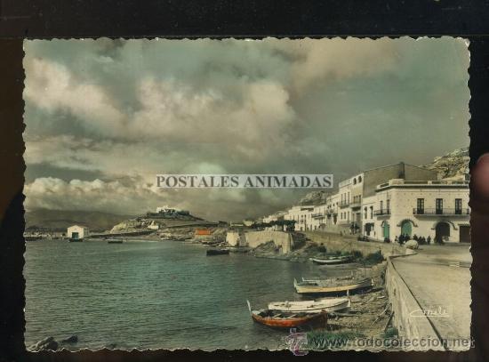 (A03042) PORT DE LA SELVA - PORT DE REIG - MELI Nº121 (Postales - España - Cataluña Antigua (hasta 1939))