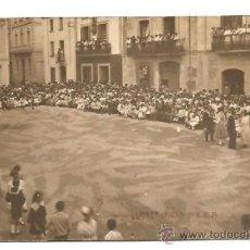 Postales: POSTAL FOTOGRÁFICA LLORET DE MAR – Sª E.M.P.. Lote 36043038