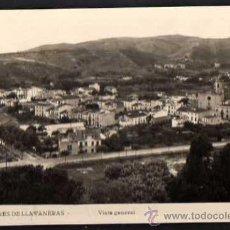 Postales: SAN ANDRES DE LLAVANERAS .VISTA PARCIAL . CIRCULADA 1948. Lote 36338241
