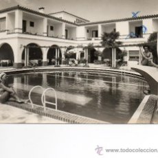 Postales: ALCANAR. 1 HOTEL BIARRITZ. F CASTELL. Lote 36384712