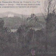 Postales: POSTAL DE CERDANYOLA DEL VALLÉS, LA GRANJA, SOCIEDAD COOPERATIVA OBRERA DE CONSUMO . Lote 36432902
