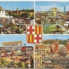 Postales: BARCELONA. FERIA DE MUESTRAS. Lote 36430132
