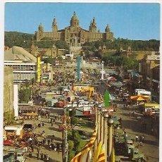 Postales: FERIA DE BARCELONA. Lote 36430171