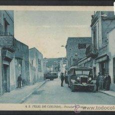 Postales: S. FELIU DE CODINAS - 4 - PARADA DE AUTOS - ED. CRISTOBAL NAVARRO - (14.362). Lote 36472969