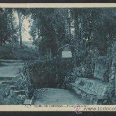 Postales: S. FELIU DE CODINAS - 16 - FUENTE CUSUNELL - ED. CRISTOBAL NAVARRO - (14.374). Lote 36473159
