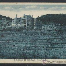 Postales: S. FELIU DE CODINAS - 18 - TORRE TRINCHET - ED. CRISTOBAL NAVARRO - (14.376). Lote 36473194