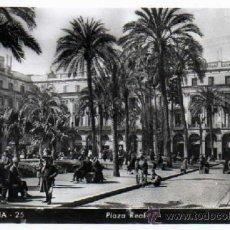 Postales: POSTAL BARCELONA - PLAZA FRANCESC MACIA. Lote 39343179