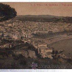 Postales: TARJETA POSTAL SAN FELIU DE GUIXOLS, VISTA GENERAL. Lote 36535058