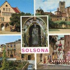 Postales - SOLSONA -- CIRCULADA - 36564056