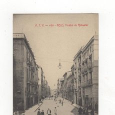 Postales: POSTAL REUS. ARRABAL DE ROBUSTER. A.T.V. 429. SIN CIRCULAR.. Lote 36696747