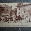 Postales: CATALUÑA PUIGCERDÁ GERONA AUTOMOVILES DE PUIGCERDÁ A RIBAS POSTAL ANTIGUA. Lote 36758896
